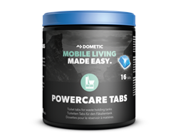 Dometic PowerCare Tabs, 16 stk.