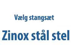 Commodore Seed med Zinox stænger